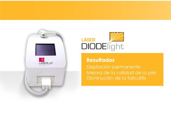laser diodo zarautz