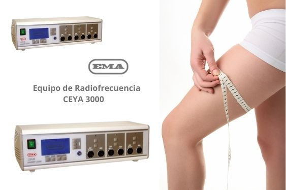 Radiofrecuencia Ceya 3000 ema zarautz