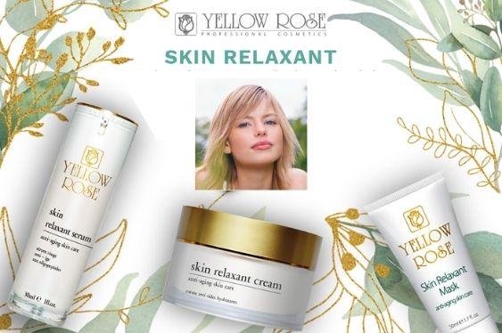 tratamiento skin relaxant yellow rose zarautz