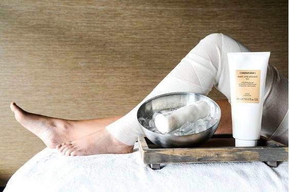 tratamiento piernas ligeras confort zone zarautz